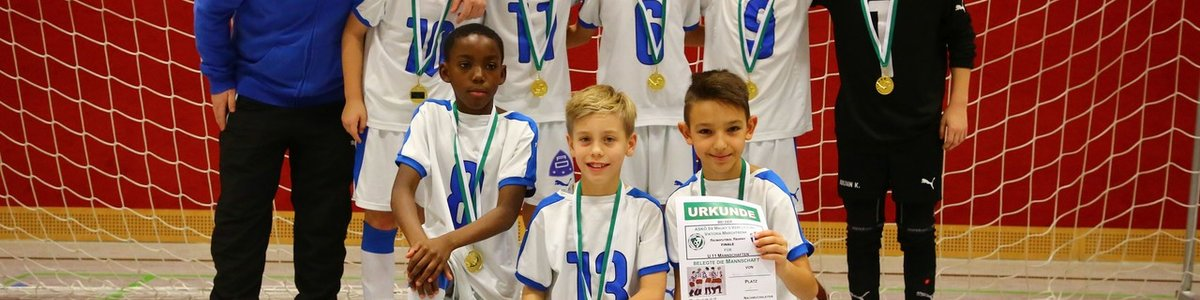 FAC Wien gewinnt das Finale der Tecnofutbol Trophy für U 11 Mannschaften