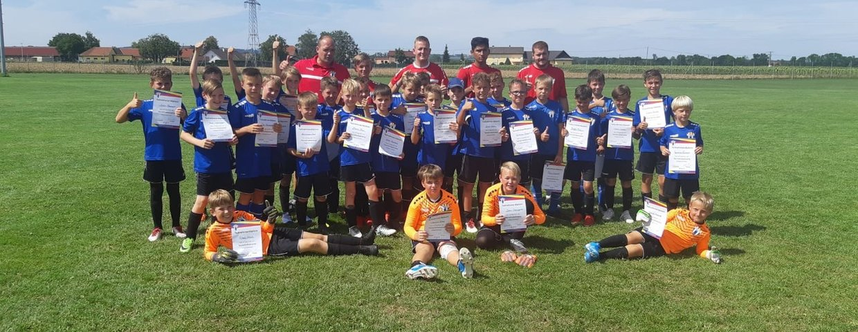 5 Tages Tecnofutbol Sommercamp - Marchtrenk