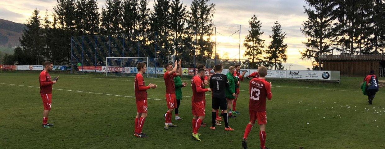 Hart erkämpfter Sieg in St.Ulrich !!!