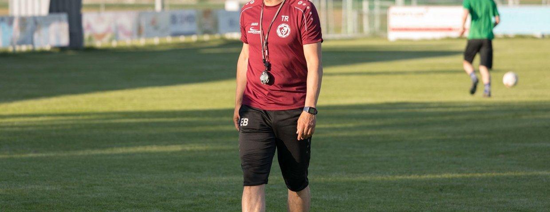 Die Viktoria trennt sich von Trainer Ewald Brenner !!!