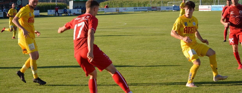 Niederlage im Landescup gegen Donau Linz !!!