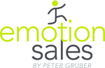emotion sales by PETER GRUBER