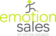 emotion sales by PETER GRUBER