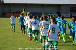 SV Viktoria U12 vs. SC Marchtrenk