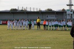 SV Viktoria U12 - ESV Wels U 12