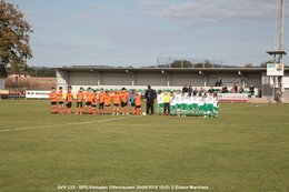 SV Viktoria U12 - SPG Kematen-Offenhausen