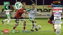 Vorschau auf das Match in Dietach !!!