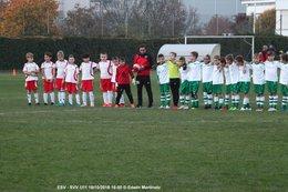 U 11 - ESV Wels vs. Viktoria Marchtrenk