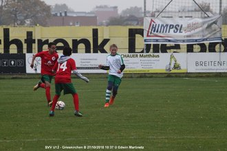 2018-10-27 SVV U12 - Grieskirchen B 171