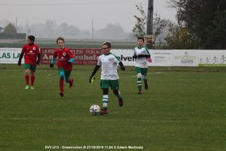 2018-10-27 SVV U12 - Grieskirchen B 333